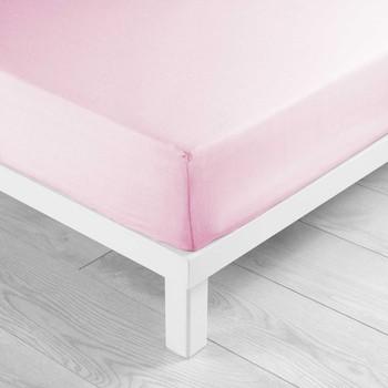 Σπίτι Σεντόνια με λάστιχο Douceur d intérieur LINA Ροζ /  clair