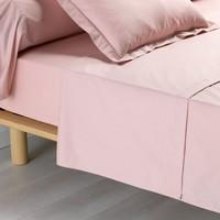 Σπίτι Σεντόνια Douceur d intérieur PERCALINE Ροζ
