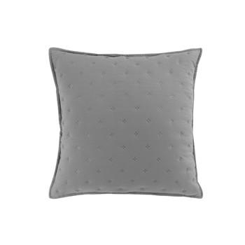 Σπίτι Μαξιλαροθήκες Douceur d intérieur MELLOW CHIC Grey / Άσπρο