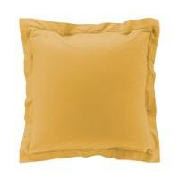 Σπίτι Μαξιλαροθήκες,μαξιλάρια στήριξης Douceur d intérieur PERCALINE Miel