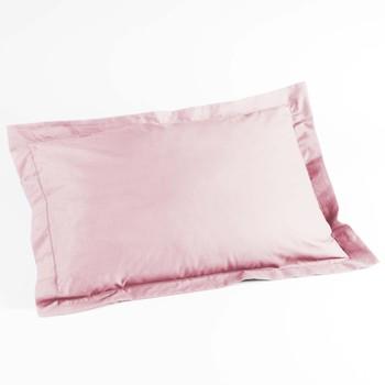 Σπίτι Μαξιλαροθήκες,μαξιλάρια στήριξης Douceur d intérieur LINA Ροζ /  clair