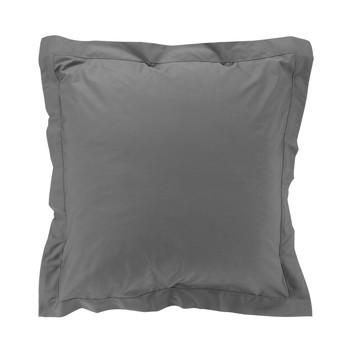 Σπίτι Μαξιλαροθήκες,μαξιλάρια στήριξης Douceur d intérieur PERCALINE Anthracite