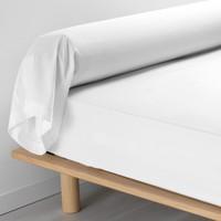 Σπίτι Μαξιλαροθήκες,μαξιλάρια στήριξης Douceur d intérieur PERCALINE Άσπρο