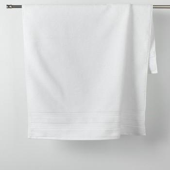 Σπίτι Πετσέτες και γάντια μπάνιου Douceur d intérieur EXCELLENCE Άσπρο