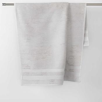 Σπίτι Πετσέτες και γάντια μπάνιου Douceur d intérieur EXCELLENCE Galet