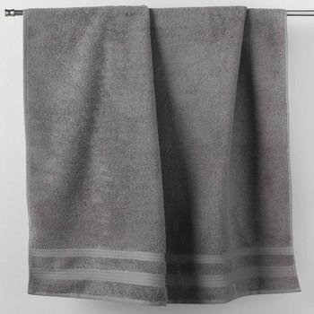 Σπίτι Πετσέτες και γάντια μπάνιου Douceur d intérieur EXCELLENCE Grey