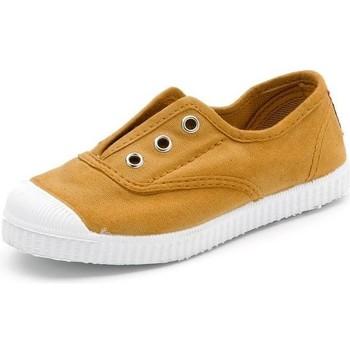 Παπούτσια Παιδί Tennis Cienta Chaussures en toiles bébé  Tintado camel
