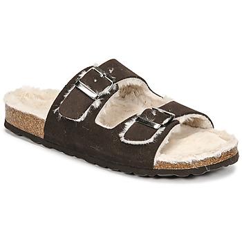 Παπούτσια Γυναίκα Παντόφλες Casual Attitude NEW Black