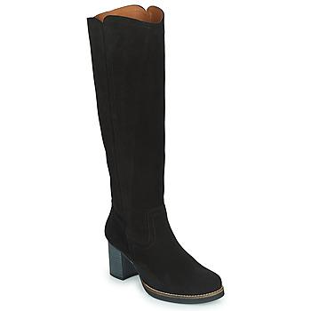 Παπούτσια Γυναίκα Μπότες για την πόλη Casual Attitude HAPI Black