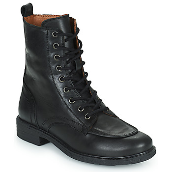 Παπούτσια Γυναίκα Μπότες Casual Attitude PASTILLA Black
