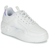 Παπούτσια Γυναίκα Χαμηλά Sneakers Buffalo FLAT SMPL 2.0 Άσπρο