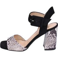 Παπούτσια Γυναίκα Σανδάλια / Πέδιλα Moga' BH74 Black