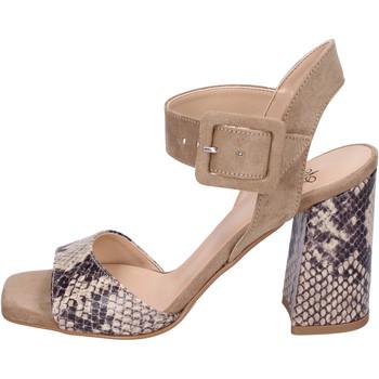 Παπούτσια Γυναίκα Σανδάλια / Πέδιλα Moga' BH75 Beige