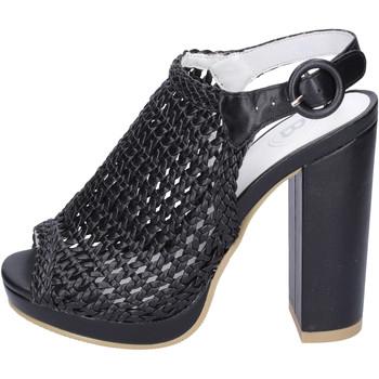 Παπούτσια Γυναίκα Σανδάλια / Πέδιλα Laura Biagiotti BH84 Black
