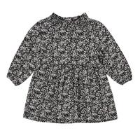Υφασμάτινα Κορίτσι Κοντά Φορέματα Ikks CAROTTE Marine