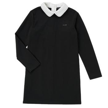 Υφασμάτινα Κορίτσι Κοντά Φορέματα Ikks LIN Black