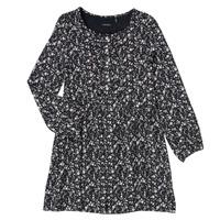 Υφασμάτινα Κορίτσι Κοντά Φορέματα Ikks MALACHITE Black