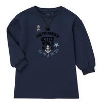 Υφασμάτινα Κορίτσι Φούτερ Ikks MANDARINE Marine