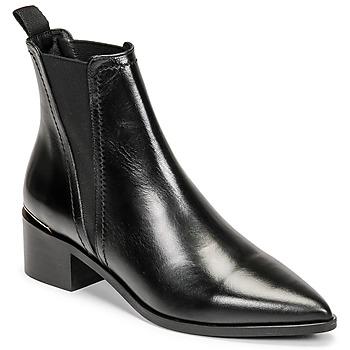 Παπούτσια Γυναίκα Μποτίνια Minelli BLERINA Black