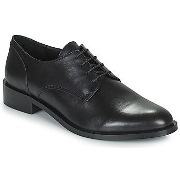 Παπούτσια Γυναίκα Derby Minelli FRANCIA Black