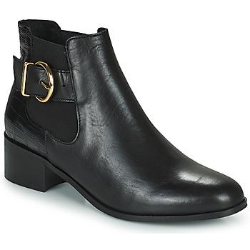 Παπούτσια Γυναίκα Μποτίνια Minelli ALINNA Black