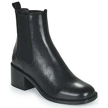 Παπούτσια Γυναίκα Μποτίνια Minelli FREYLA Black