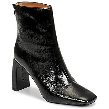 Παπούτσια Γυναίκα Μποτίνια Minelli CREMIA Black