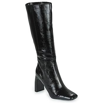 Παπούτσια Γυναίκα Μπότες για την πόλη Minelli PALOMA Black