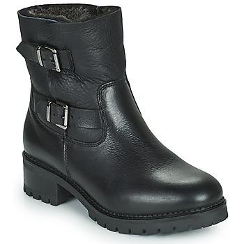 Παπούτσια Γυναίκα Μποτίνια Minelli LEILA Black