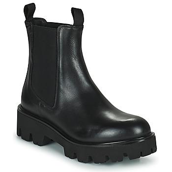 Παπούτσια Γυναίκα Μπότες Minelli MANINA Black
