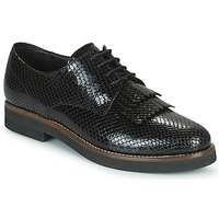Παπούτσια Γυναίκα Derby Minelli SOLENNA Black