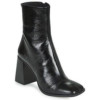 Παπούτσια Γυναίκα Μποτίνια Minelli LOULITA Black