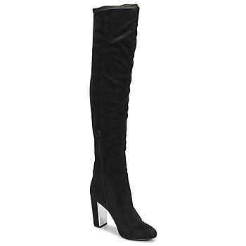 Παπούτσια Γυναίκα Μπότες για την πόλη Minelli  Black