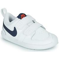 Παπούτσια Παιδί Χαμηλά Sneakers Nike NIKE PICO 5 (TDV) Άσπρο / Μπλέ