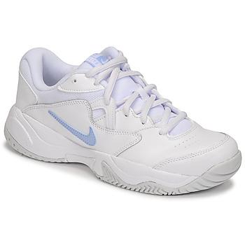 Παπούτσια Γυναίκα Χαμηλά Sneakers Nike WMNS NIKE COURT LITE 2 Άσπρο / Argenté