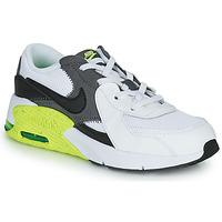 Παπούτσια Παιδί Χαμηλά Sneakers Nike NIKE AIR MAX EXCEE (PS) Άσπρο / Black