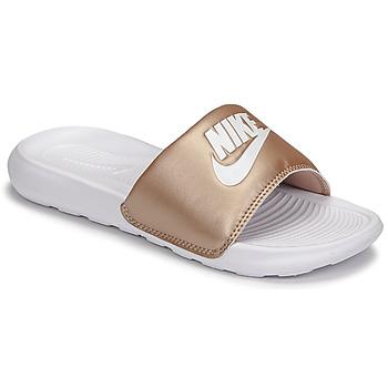 Παπούτσια Γυναίκα σαγιονάρες Nike W NIKE VICTORI ONE SLIDE Brown