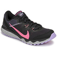 Παπούτσια Γυναίκα Τρέξιμο Nike WMNS NIKE JUNIPER TRAIL Black / Ροζ