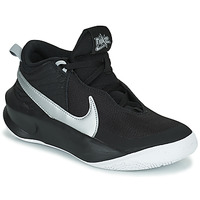 Παπούτσια Παιδί Ψηλά Sneakers Nike TEAM HUSTLE D 10 (GS) Black / Argenté