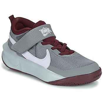 Ψηλά Sneakers Nike TEAM HUSTLE D 10 (PS) ΣΤΕΛΕΧΟΣ: Δέρμα / ύφασμα & ΕΠΕΝΔΥΣΗ: Ύφασμα & ΕΣ. ΣΟΛΑ: Ύφασμα & ΕΞ. ΣΟΛΑ: Καουτσούκ