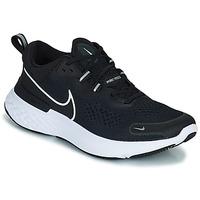 Παπούτσια Άνδρας Τρέξιμο Nike NIKE REACT MILER 2 Black / Άσπρο