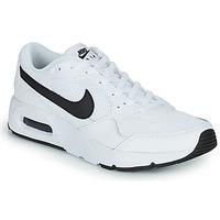 Παπούτσια Παιδί Χαμηλά Sneakers Nike NIKE AIR MAX SC (GS) Άσπρο / Black