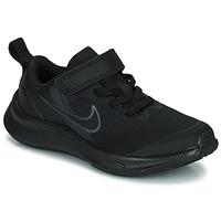 Παπούτσια Παιδί Τρέξιμο Nike NIKE STAR RUNNER 3 (PSV) Black