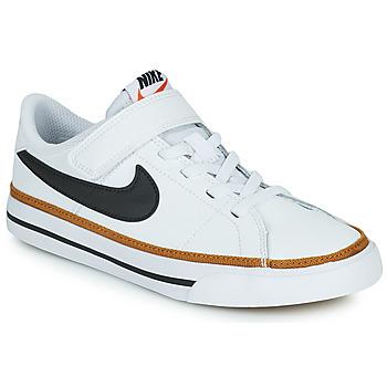 Xαμηλά Sneakers Nike NIKE COURT LEGACY (PSV) ΣΤΕΛΕΧΟΣ: Δέρμα & ΕΠΕΝΔΥΣΗ: Ύφασμα & ΕΣ. ΣΟΛΑ: Ύφασμα & ΕΞ. ΣΟΛΑ: Καουτσούκ