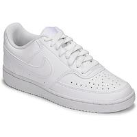 Παπούτσια Γυναίκα Χαμηλά Sneakers Nike W NIKE COURT VISION LO NN Άσπρο