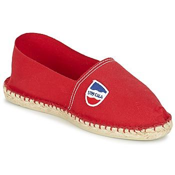 Παπούτσια Άνδρας Εσπαντρίγια 1789 Cala UNIE ROUGE Red