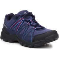 Παπούτσια Γυναίκα Πεζοπορίας Salomon Deepstone W 408741 24 V0 navy