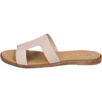Παπούτσια Γυναίκα Τσόκαρα Tredy's BH91 Μπεζ