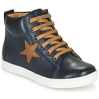 Παπούτσια Αγόρι Ψηλά Sneakers GBB KANY Μπλέ