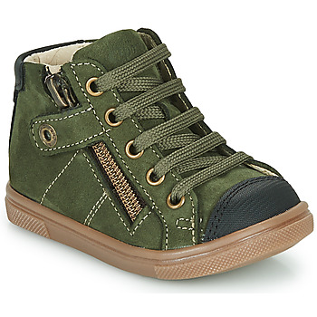 Παπούτσια Αγόρι Ψηλά Sneakers GBB KAMIL Green